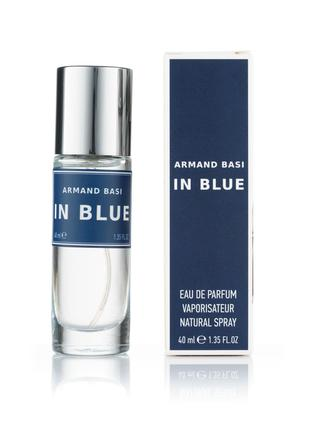 Мужской мини парфюм Armand Basi In Blue - 40 мл (320)
