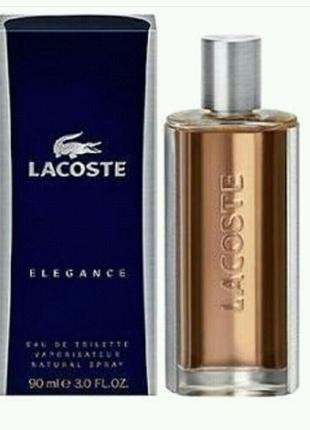 Мужская туалетная вода Lacoste Elegance 90 мл