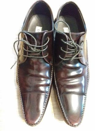 Английские туфли Dune London 44 размер в новом состоянии
