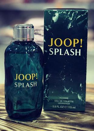 Мужская туалетная вода JOOP SPLASH 100 ML