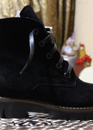 Ботинки женские зимние высокие теплые ботинки на меху, новые 37