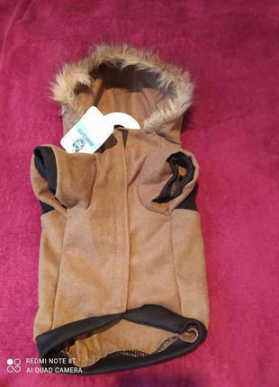 Новое пальто куртка свитер для маленькой собаки до 35см Польша