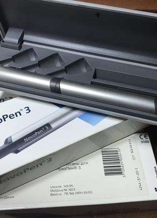 Шприц-ручка Novopen 3.