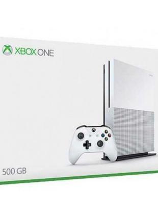 Прокат Microsoft Xbox One S