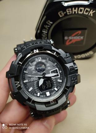 Годинник Часы | CASIO, ROLEX | Casio G-Shock GW-A1100 All Black N