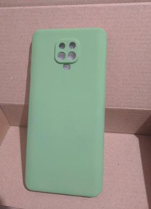 Уцінка!!! Чехол Силикон Xiaomi Redmi Note 9s 9 Pro / Max Чохол