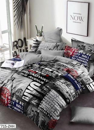 Постільна білизна/постельное бельё: бродвей