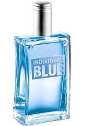Avon мужская туалетная вода Individual blue ейвон эйвон