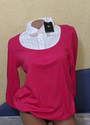 Новая женская кофта пуловер