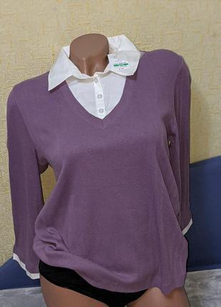 Новая женская кофта , блуза, пуловер