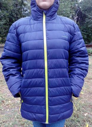 Куртка,курточка, удлиненная,freedom trail, женская,демисезонна...