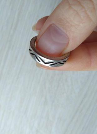 Кольцо на ногу oriflame металл