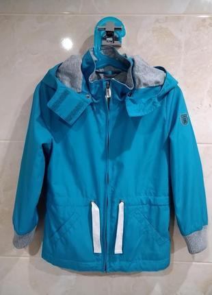 Мега класна курточка - вітрівка esprit! нова)