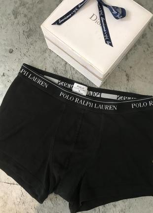 Трусы боксёры фирменные брендовые ralph lauren polo l-xl