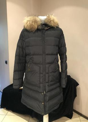 Зимний пуховик пуховое пальто парка parajumpers