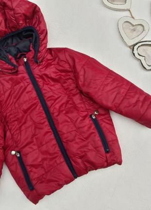 Деми курточка от bf