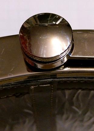 Фляга  металлическая 0,235 Л практически новая