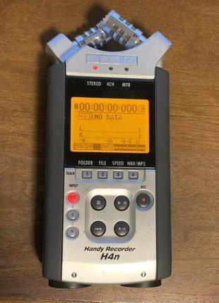 Рекордер аудио Zoom H4N рекордер диктофон типа Sony,Tascam,Sen...