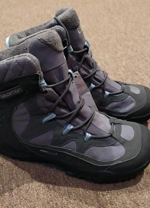 Ботинки женские треккинговые SALOMON WEST TS (368795)