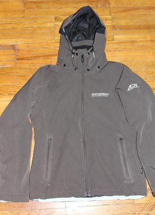 Утепленная куртка мужская everest