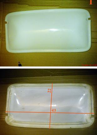 Крышка на бачок сливной унитаза (разные!). Керамика.