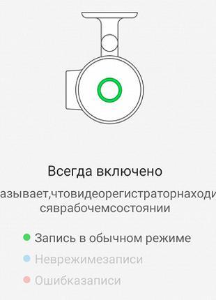 Видеорегистратор Xiaomi 70mai Smart Dash Cam 1S EN/RU (Midrive D0