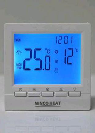 Термостат для газового котла программируемый терморегулятор