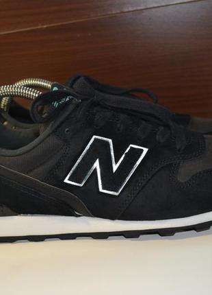New balance 996 кроссовки кожаные 41р оригинал