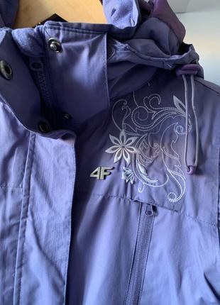 Лижна куртка жіноча 4f / Лыжная куртка женская