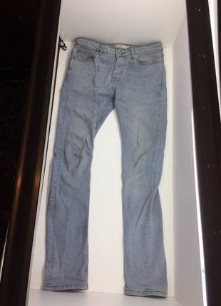 Мужские винтажные джинсы Topman