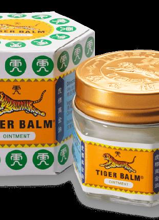 Тайский тигровый бальзам красный и белый, 10 грамм