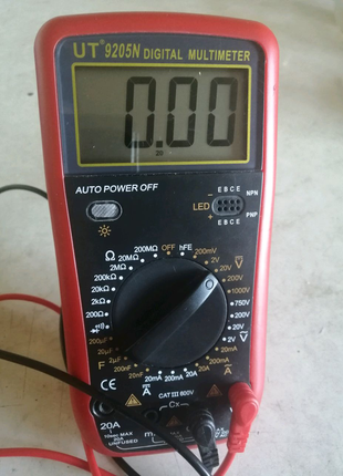Мультиметр, авометр UT9205N.