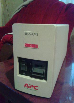 Блок бесперебойного питания BACK-UPC 500 APC