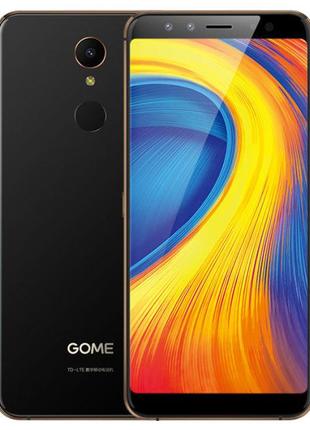 Смартфон Gome U7, 4G, NFC, Helio P25, 4/64Gb, 13Mp, бампер плівка