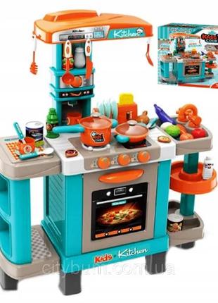 Детская игровая  большая кухня kitchen 008-938aгб