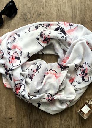 Платок-шарф Reserved 150 см, вискоза