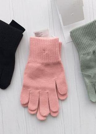 Нові перчатки h&m розм. 8-14+ в наявності, ціна за одні