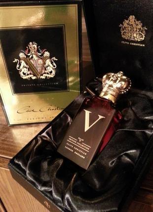 Clive Christian V for women_Original Parfum 3 мл затест_Распив