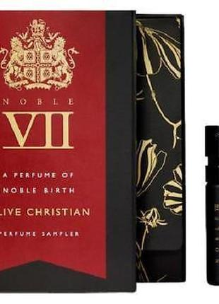 Clive christian nobile birth vii cosmos flower_original mini 5...