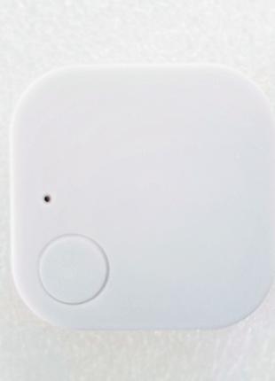 Bluetooth трекер Smart Tracker Anti-Lost Theft Device Белый