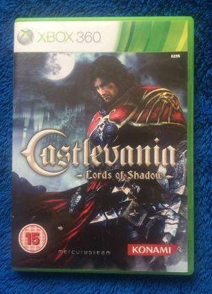 Лицензия Castlevania: Lords of Shadow xbox 360 и xbox one