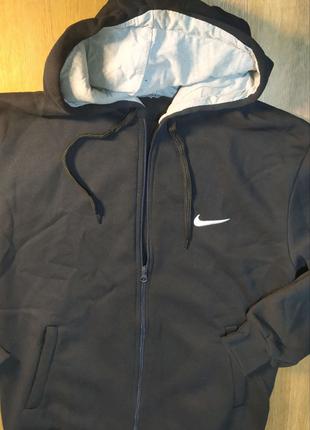 Флисовый батник Nike