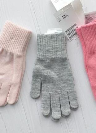 Нові перчатки h&m розм. 8-14+ в наявності, ціна за одні!