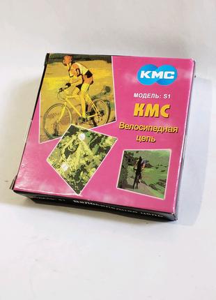 Велосипедная цепь KMC S1 (