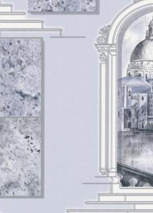Славянские обои Venice В56.4 София 8160-01 бумажные влагостойкие