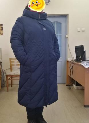 Пуховик Astrid 5XL,теплая парка, куртка, женское пальто Б/У