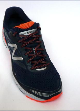 New balance 880v7 gore-tex мужские синие кроссовки оригинал ме...
