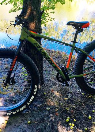 Велосипед Avanti Fat 4.0 17