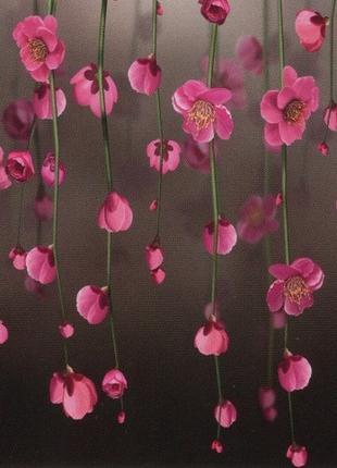 Фотообои Престиж Розовые цветы №21 влагостойкие