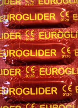Презервативи Euroglider - це класичні та найдешевші презервативи
